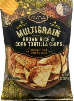 Private Selection® Really Seedy Multigrain Tortilla Chips