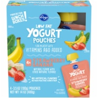 Kroger® Strawberry Banana Lowfat Yogurt