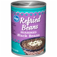 Kroger® Seasoned Refried Black Beans