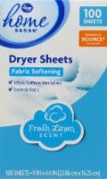 Kroger® Fresh Linen Scent Dryer Sheets