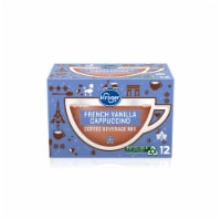 Kroger® French Vanilla Flavored Cappuccino K-Cup Pods