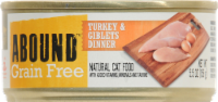 ABOUND™ Grain Free Turkey & Giblets Dinner Cat Food