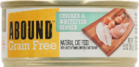ABOUND™ Grain Free Chicken & Whitefish Dinner Cat Food