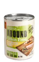 ABOUND™ Grain Free with Chicken and Vegetable Cuts in Gravy Dog Food
