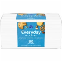 Kroger® White Everyday Napkins