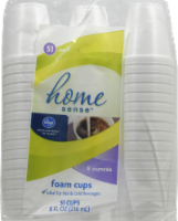 Kroger® Foam Cups 8 fl oz