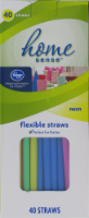 Kroger® Neon Flexible Straws