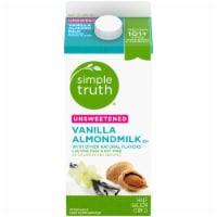 Simple Truth™ Unsweetened Vanilla Almondmilk