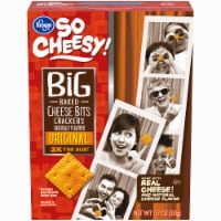 Kroger® So Cheesy! Original Big Baked Cheese Bits