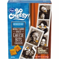 Kroger® So Cheesy! Reduced Fat Big Baked Cheese Bits