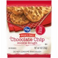Kroger® Break 'N Bake Chocolate Chip Cookie Dough Bag
