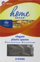 Kroger  Elegant Plastic Spoons
