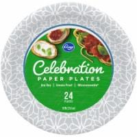 Kroger® Celebration 10-Inch Paper Plates