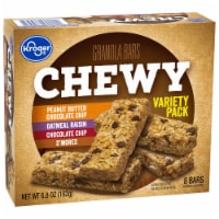 Kroger® Chewy Granola Bars Variety Pack