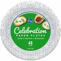 Kroger® Designer Paper Plates 7 Inch
