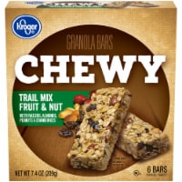 Kroger® Chewy Trail Mix Fruit & Nut Granola Bars