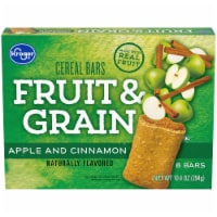Kroger® Fruit & Grain Apple & Cinnamon Cereal Bars