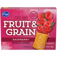 Kroger® Fruit & Grain Raspberry Cereal Bars