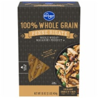 Kroger® 100% Whole Grain Penne Rigate Pasta