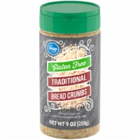 Kroger® Gluten Free Traditional Bread Crumbs