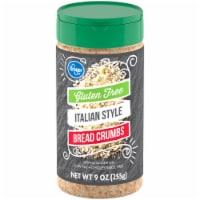 Kroger® Gluten Free Italian Style Bread Crumbs