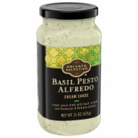 Private Selection™ Basil Pesto Alfredo Cream Sauce