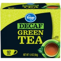 Kroger® Decaf Green Tea Bags
