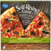 Kroger® Self-Rising Crust Supreme Pizza