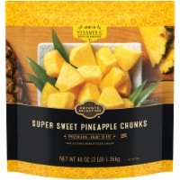 Private Selection™ Super Sweet Pineapple Chunks