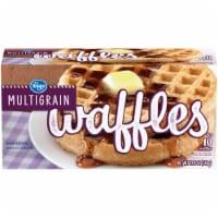 Kroger®  Multigrain Waffles 10 Count