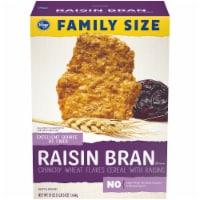Kroger® Family Size Raisin Bran Crunchy Cereal