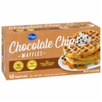 Kroger® Chocolate Chip Waffles 10 ct