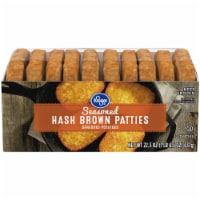 Kroger® Seasoned Hash Brown Patties 10 Count