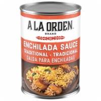 A La Orden Red Enchilada Sauce