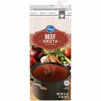 Kroger® Fat Free Beef Broth