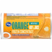 Kroger® Frozen 100% Orange Juice with Pulp Concentrate