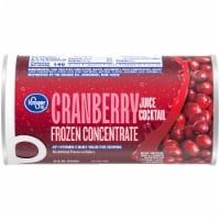 Kroger® Frozen Cranberry Juice Cocktail
