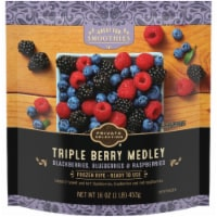 Private Selection™ Frozen Triple Berry Medley