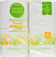 Simple Truth™ 100% Recycled Bath Tissue