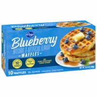 Kroger® Blueberry Waffles