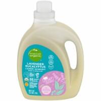 Simple Truth Organic® Lavender Eucalyptus Liquid Laundry Detergent