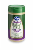 Kroger®  Grated Italian Style 5 Cheese Blend