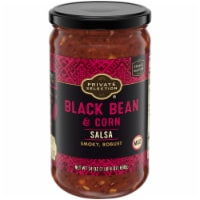 Private Selection™ Mild Black Bean & Corn Salsa