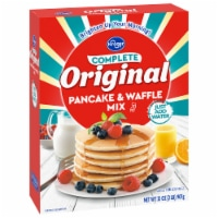 Kroger® Complete Original Pancake & Waffle Mix