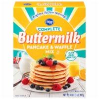 Kroger® Complete Buttermilk Pancake & Waffle Mix