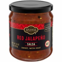 Private Selection™ Hot Red Jalapeno Salsa