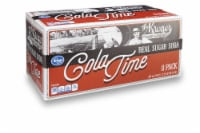 Kroger®  Cola Time Real Sugar Soda