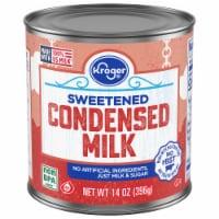 Kroger® Sweetened Condensed Milk - 14 oz