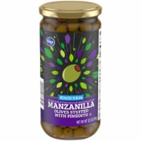 Kroger® Manzanilla Olives Stuffed With Pimiento