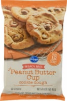 Kroger® Peanut Butter Cup Large Break 'N Bake Cookie Dough